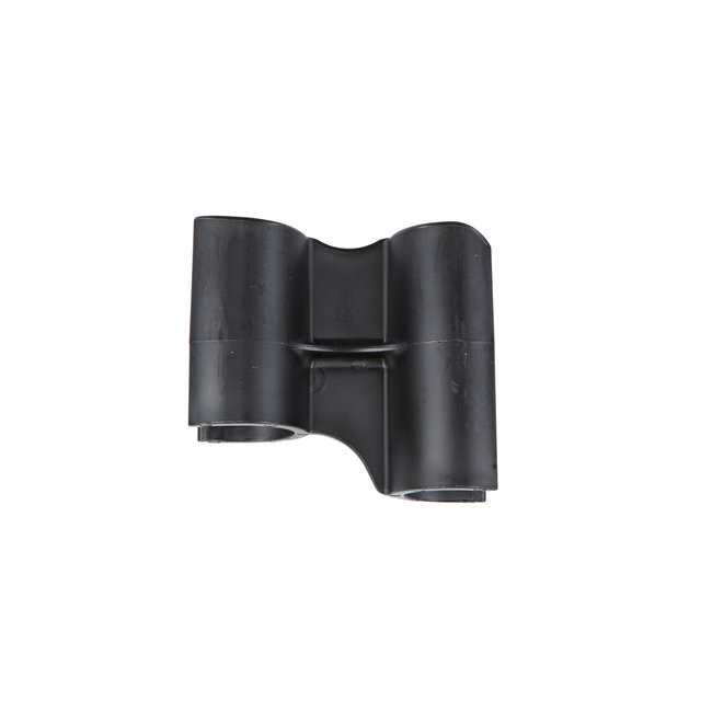 OrangeBrush Steel clip polypropyleen voor hotelstofblik