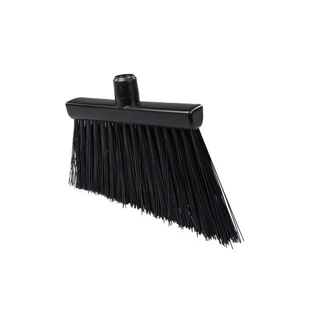 Narrow broom angled 300 x 35 mm medium