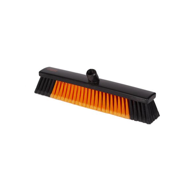 Wash brush 400 x 60 mm sooft / split fiber not water fed