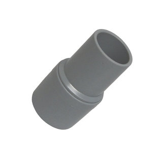 Vacparts Hoseconnector 38,1mm hose to 38,1mm nozzle swivel