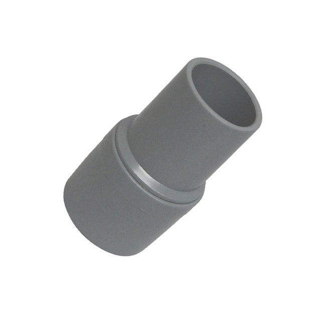 Hoseconnector 38,1mm hose to 38,1mm nozzle swive