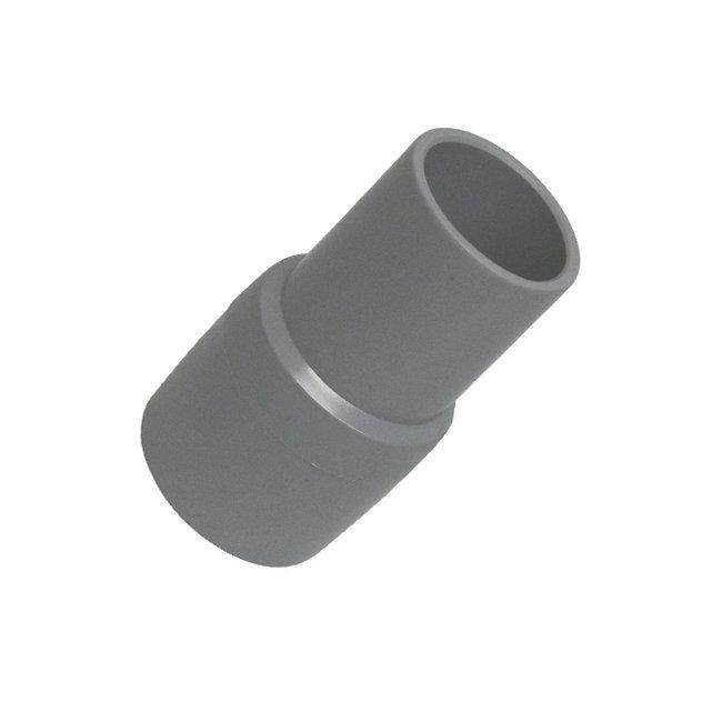 Mondstukhouder, 38/50 naar 38 mm, met schroefdraad
