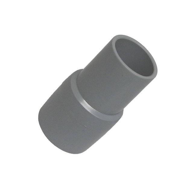 Vacparts Hoseconnector 38,1mm hose to 38,1mm nozzle non-swivel