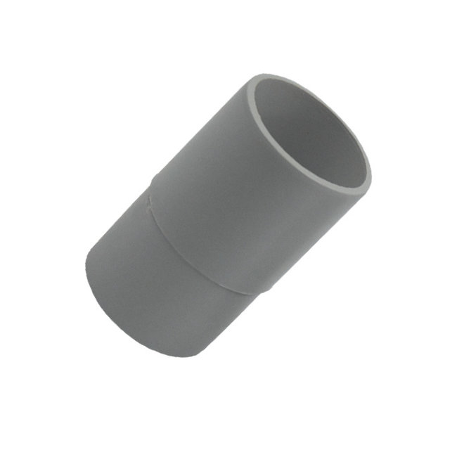 Vacparts Hoseconnector 2'' pipe to 1,5'' hose non-swivel