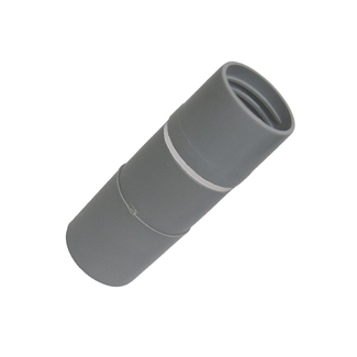 Vacparts Hoseconnector 2'' pipe to 1,5'' hose swivel
