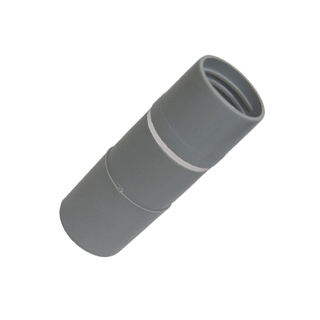 Hoseconnector 2'' pipe to 1,5'' hose swivel