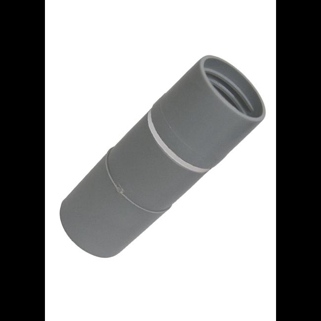 Slangkoppeling 50,8mm buis naar 38,1mm slang draaibaar