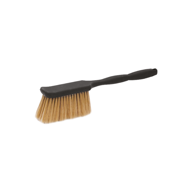 Pre-wash hand brush synthetic with long handle