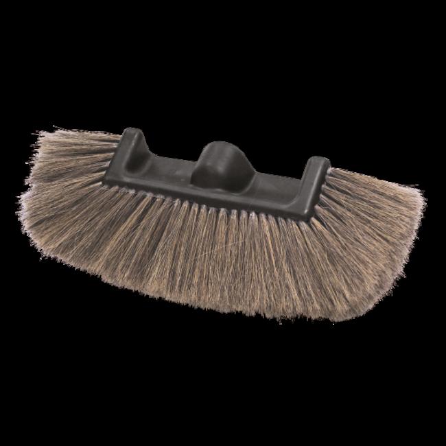 V-rounder hog hair big pre-wash brush US coupling