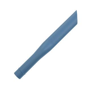 Vacparts Mondstuk stofzuigerslang 38,1mm grijs