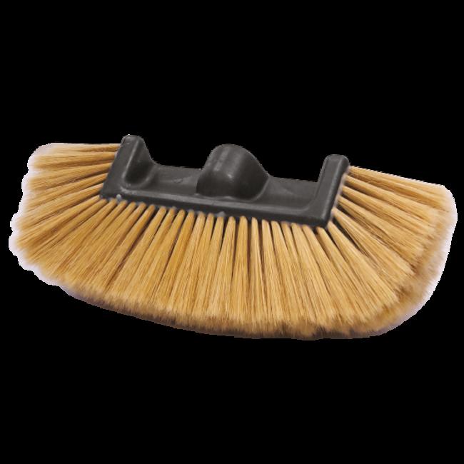V-rounder synthetic big pre-wash brush US coupling