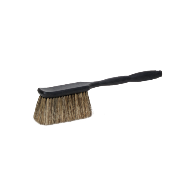 Pre-wash hand brush synthetic premium with long handle
