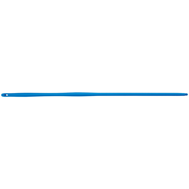 Flexibele kunststof steel 1450mm + US koppeling blauw