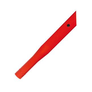 Vacparts Nozzle vacuumhose 1,5'' with reducer orange