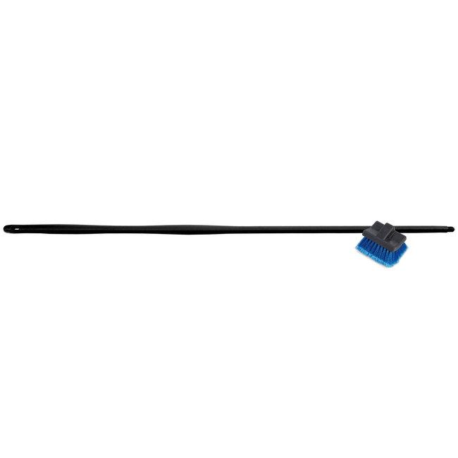 Flex steel 1450mm + PE V-125 - Zwart