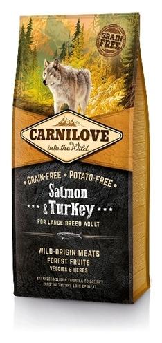 Carnilove Carnilove salmon / turkey adult large breed