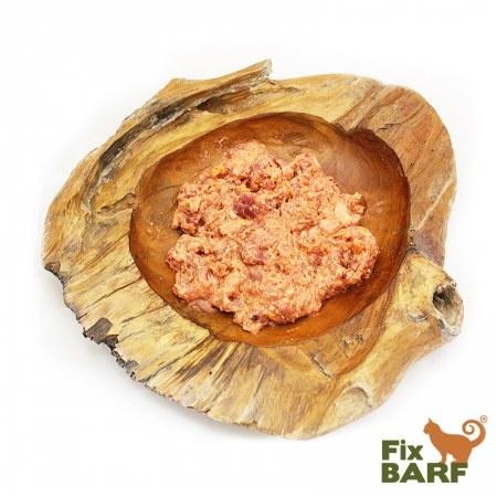 Barf Eend / Kop (Nier - speciaal voer)