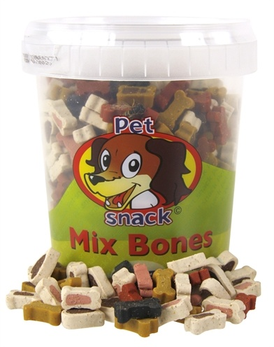 Petsnack 12x petsnack mix bones