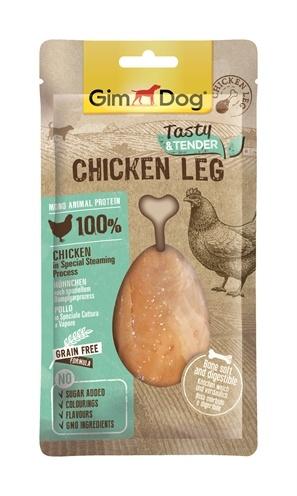 Gimdog Gimdog tasty & tender chicken leg