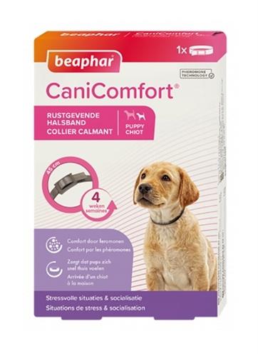 Beaphar Beaphar canicomfort rustgevende halsband puppy