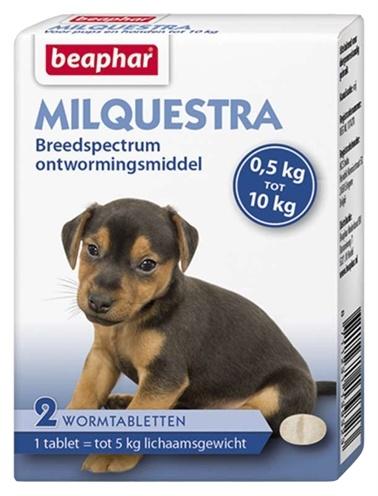 Beaphar Beaphar milquestra kleine hond / pup