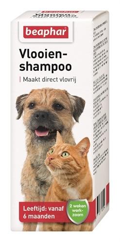 Beaphar Beaphar vlooienshampoo hond / kat