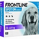 Frontline Frontline hond spot on large
