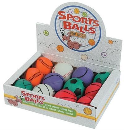 Happy pet 12x happy pet sports balls