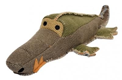 Duvo+ Duvo+ canvas krokodil