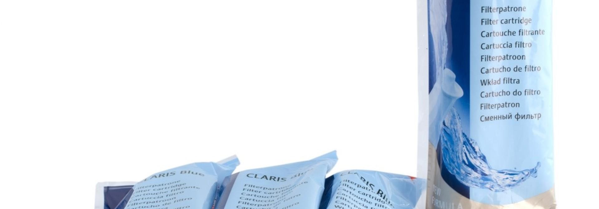 Voordeelset Jura Claris Blue waterfilter