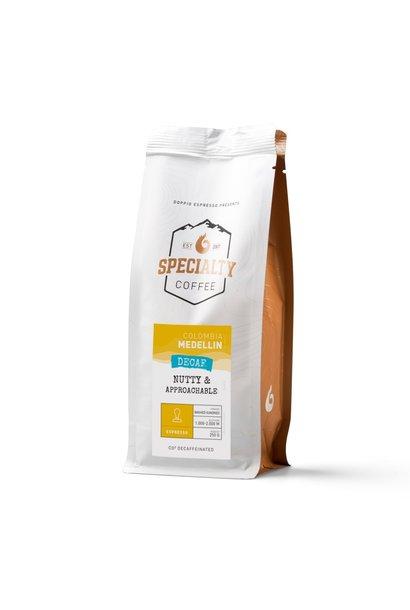 Colombia Decaf espresso 250g