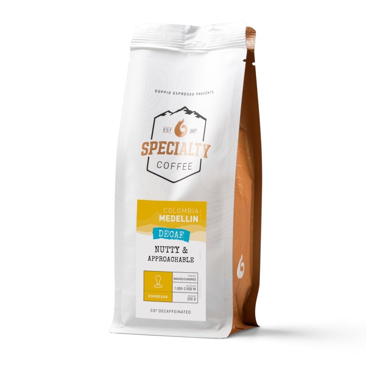 Colombia Decaf espresso 250g-1