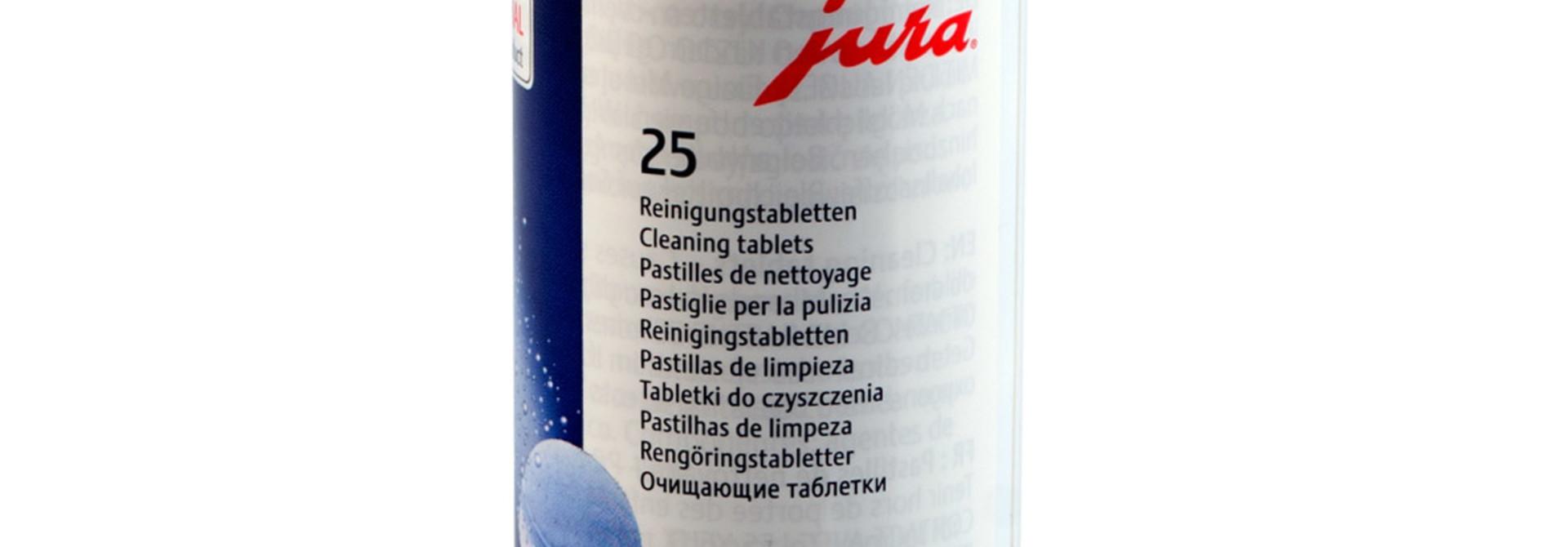 Jura 2-in-1 Reinigingstablet (pot)