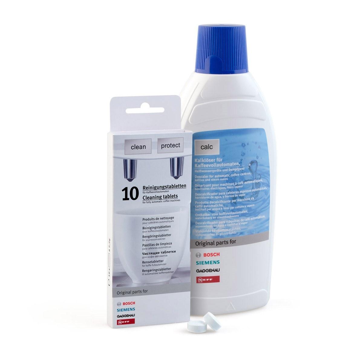 Bosch Reiniging- en ontkalkingset-1