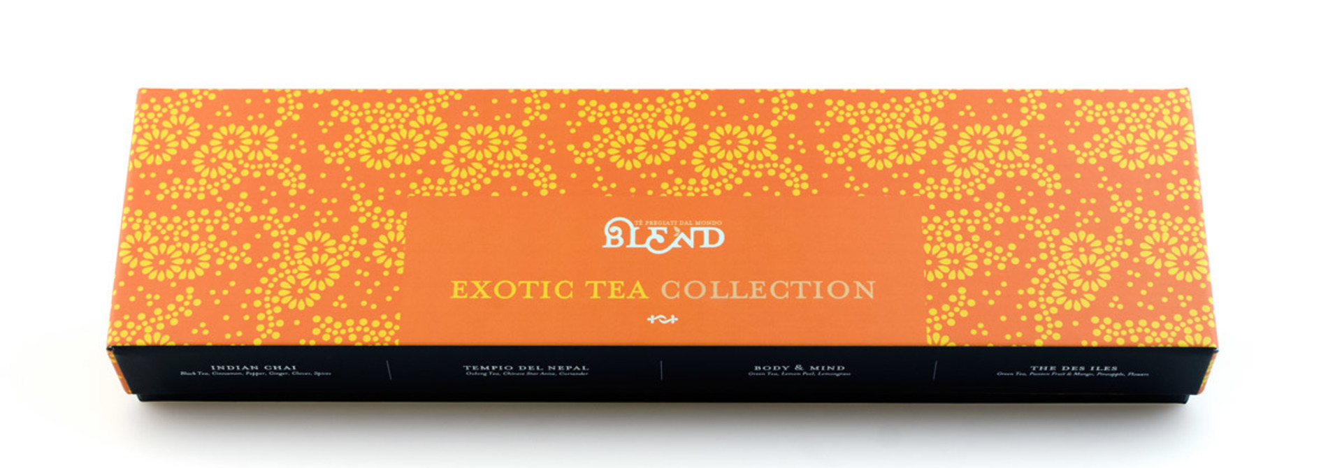 Exotic Tea Collection
