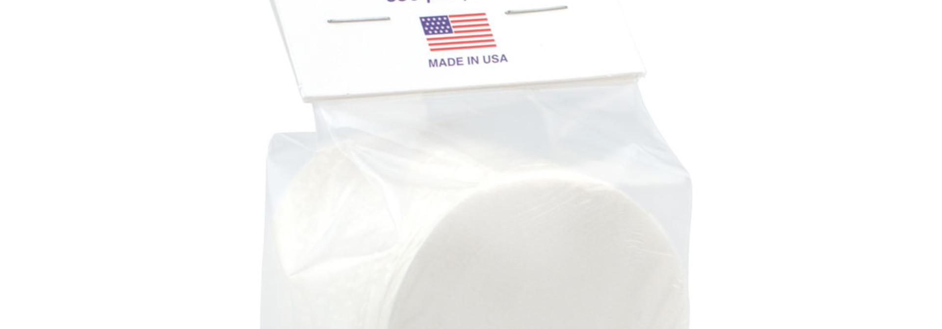 Aeropress microfilters
