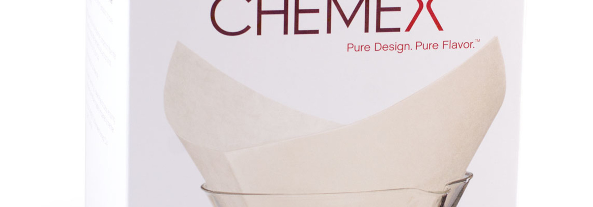 Chemex Filters Squares (6-8 cups)