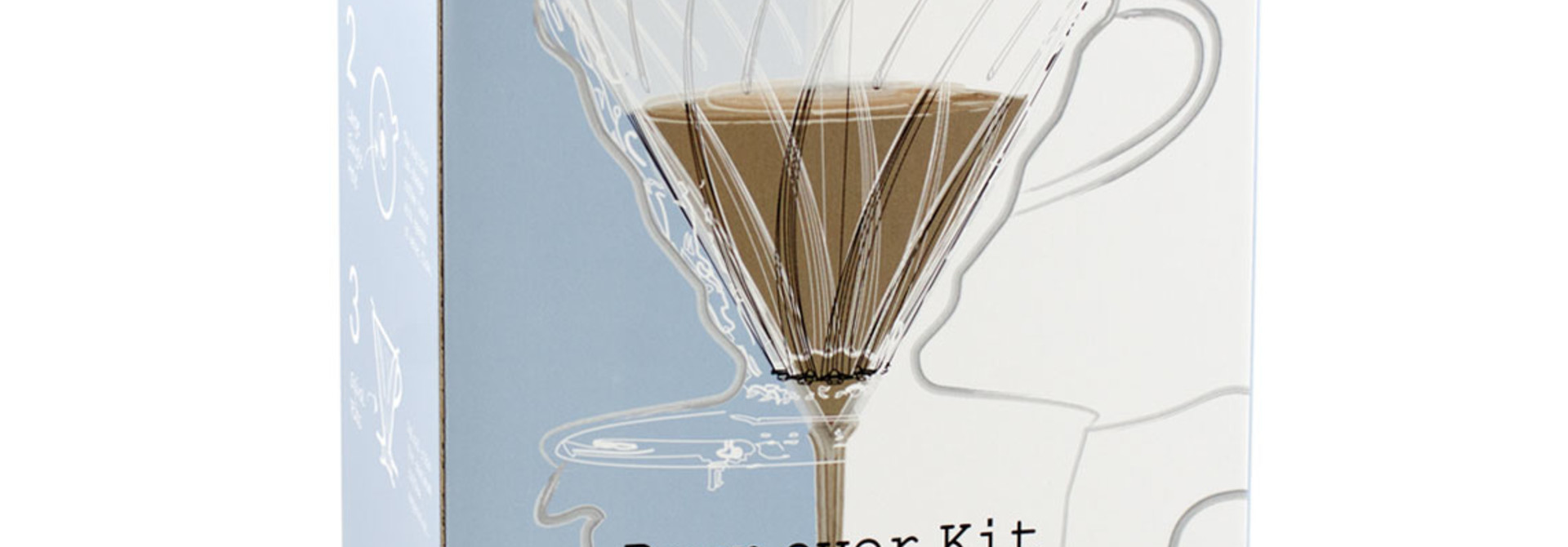 Hario V60 Pour Over Kit - Limited Edition