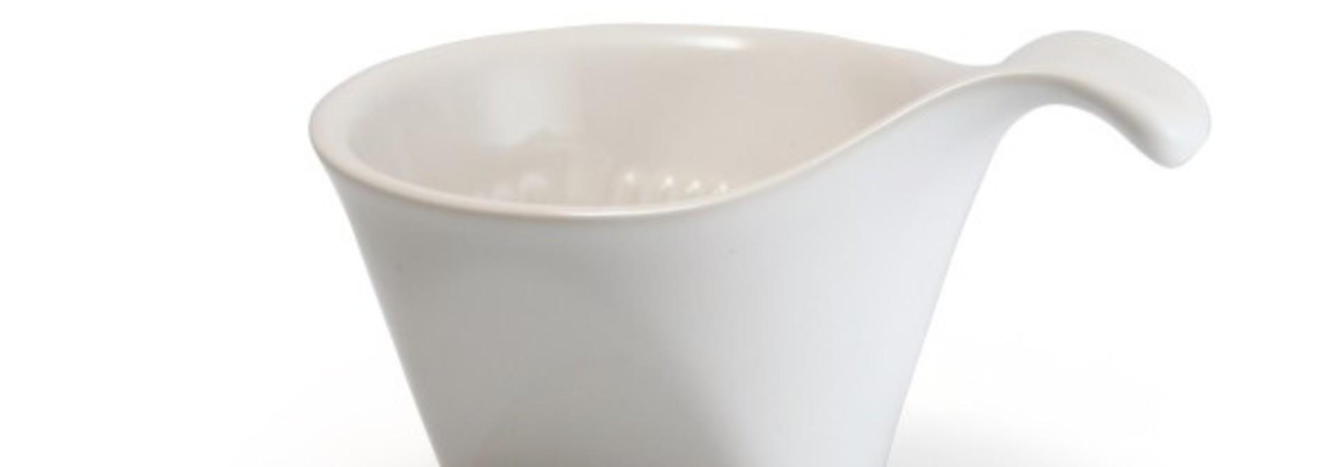 Zero Japan Ceramic dripper Large wit