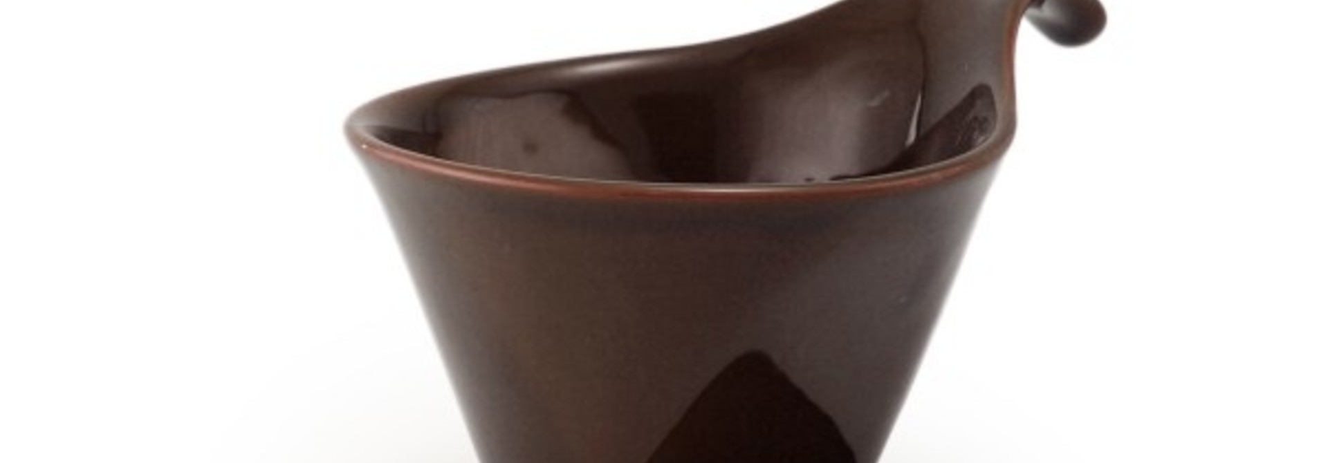 Zero Japan Ceramic dripper Large bruin