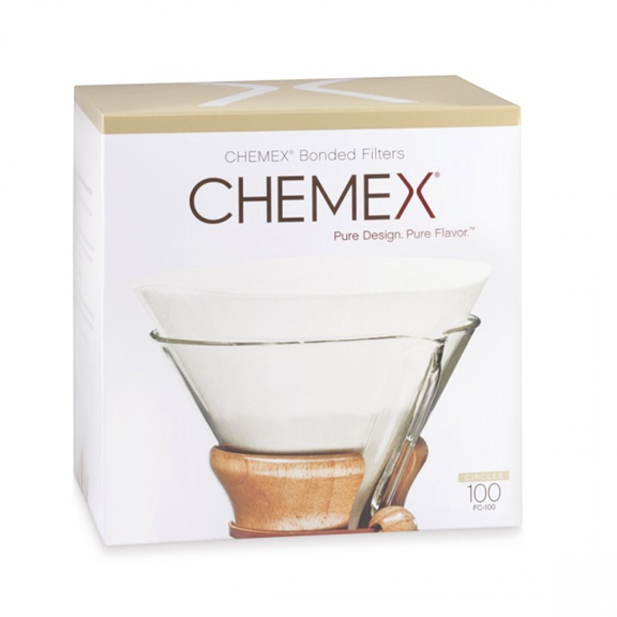 Chemex Filters Circles (6-8 cups)-1