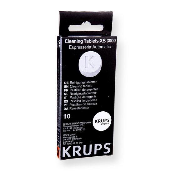KRUPS XS3000 reinigingstabletten-1