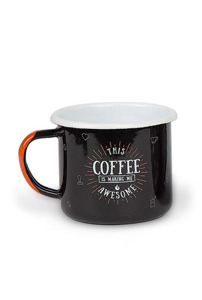 Original Doppio Enamel Mug