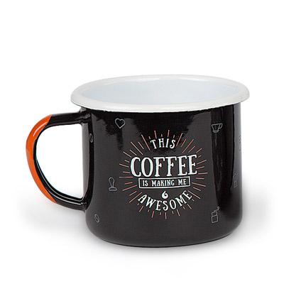Original Doppio Enamel Mug-1