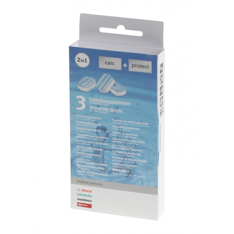 Bosch 2in1 ontkalkingstabletten (3 stuks)-1