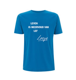 Loesje Leven is meervoud van Lef ♂
