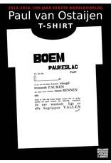Paul van Ostaijen BOEM Paukeslag ♂ (white)