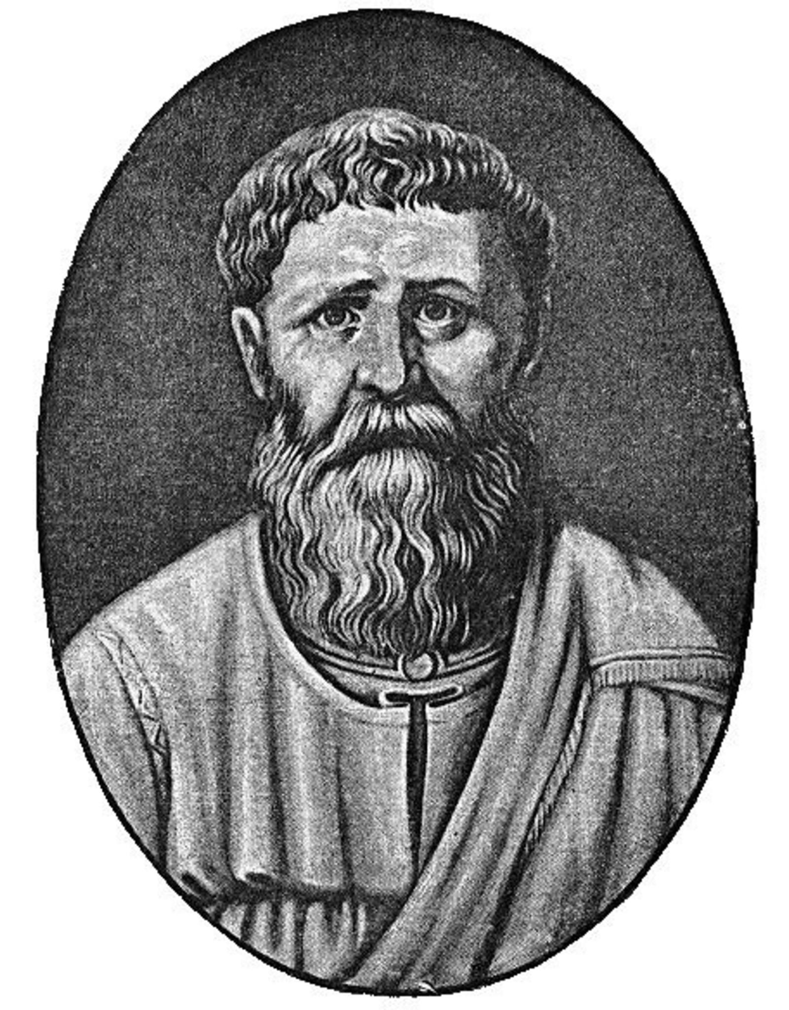 Augustinus Geef me kuisheid en matigheid, maar nu nog niet ♂