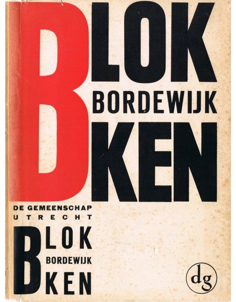F. Bordewijk Blokken-Tas