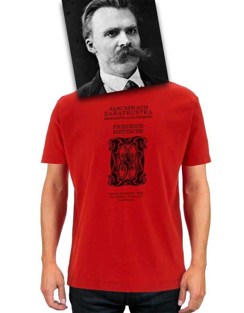 Friedrich Nietzsche Also sprach Zarathustra ♂ (red)